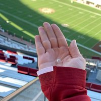UA Staffer Finds Missing Diamond at Top of 101,000-Seat Bryant-Denny Stadium
